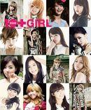 10+GIRL 國際中文版