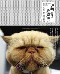 「拍貓,是很嚴肅的。」吳毅平15年貓寫真精選
