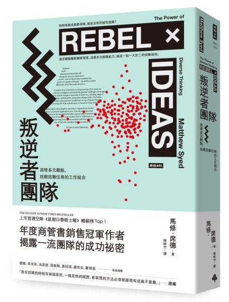 叛逆者團隊:激發多元觀點,挑戰困難任務的工作組合