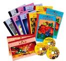 經典童話英文派(12書+6CD)