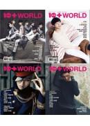 10+WORLD 國際中文版:二週年慶祝版(INFINITE、朴有天、G DRAGON、劉亞仁)