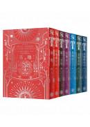 基地全系列套書:艾西莫夫百年誕辰紀念燙銀典藏精裝版