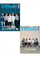 TRENDY偶像誌NO.60-FTISLAND 現在未來一直搖滾繼續