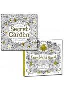 秘密花園(1+2集,共兩冊)