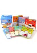 實驗好好玩套書(共7冊):水的遊戲、身體的遊戲、建築的遊戲、植物的遊戲、滾動的遊戲、影子的遊戲、聲音的遊戲