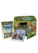 神奇樹屋13-24集套書(附造型書盒)