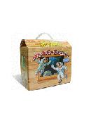 神奇樹屋第1-12集套書(附造型書盒)