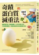 1個月-7kg 奇蹟蛋白質減重法