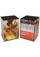 獵命師傳奇(1-10)書盒典藏版