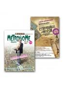 漫遊歷史套書組 3 (巴黎變奏曲+巴黎地鐵站的歷史課)