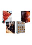 木作榫接工藝套書(共四冊):圖解日式榫接+木作用 世界木材事典+木作手工具研磨整修+西式榫接全書