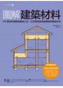 圖解建築材料:110個材料種類與鋪設工法,打造實用與美觀兼具的機能住宅