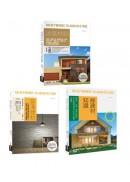日本建築材料學套書:建築材料+裝潢建材+綠建材知識