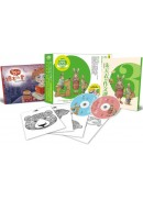 朱天衣的作文課3:用引導的方式,讓孩子發揮寫作的本能!(2片CD+《朱天衣的作文課3》一本+《我的繪本小書》一冊+《色彩想像力練習著色卡》一組4張)+硬殼精緻書盒