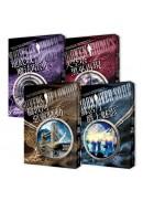 倫敦惡靈偵探系列(倫敦河惡靈騷動、蘇活月爵士魅影、地底城魔法暗湧、天空塔黑巫再現)