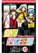 型男戀愛王國(12)