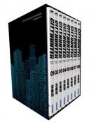 城市獵人完全版 盒裝套書(1~8冊)