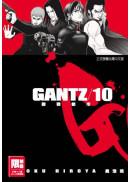 GANTZ殺戮都市 10.