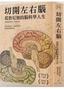 切開左右腦:葛詹尼加的腦科學人生