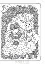 小公主,向前走!童話小公主的心情療癒著色繪本