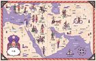 英雄地圖:世界各地的偉大人物:阿基里斯、貝奧武夫、大尖哥與水社姊等等