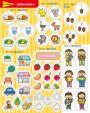 日本腦科權威久保田競專為幼兒設計有效鍛鍊大腦貼紙遊戲(附365枚可重複使用的育腦貼紙)