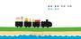 喀噹 喀噹:火車來了 系列套書(共2冊)