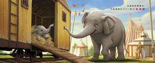 小飛象真人電影原著繪本