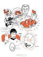 法國廚神西蒙上菜:50道經典食譜,50個獨門祕技,QR Code影片示範