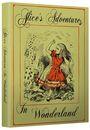 愛麗絲夢遊仙境:150週年原文復刻版(紙牌之書套組)