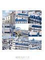 巴黎街景刺繡:重現巴黎迷人街景的法式十字繡